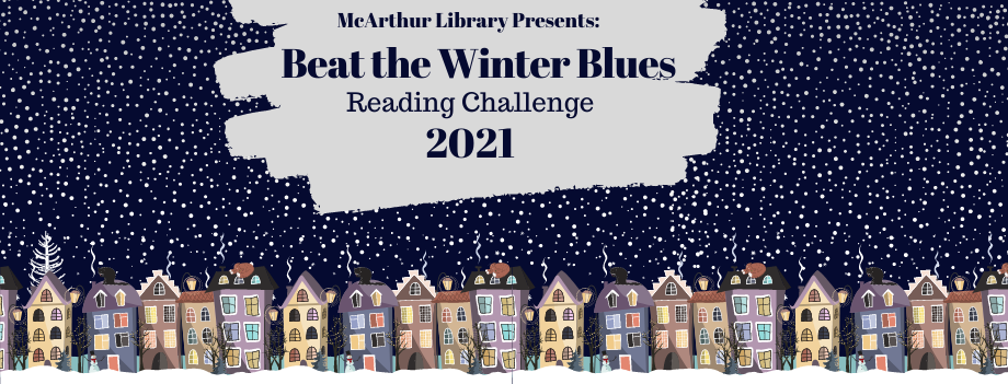 Beat the Winter Blues Reading Challenge 2021