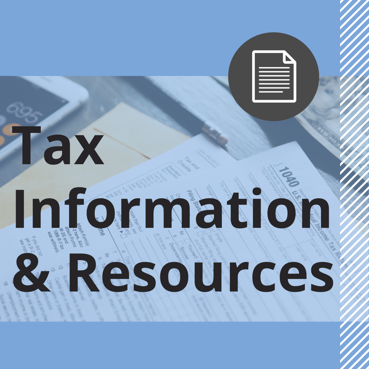 Tax Help and Info
